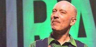 Edgard Scandurra, guitarrista do IRA!