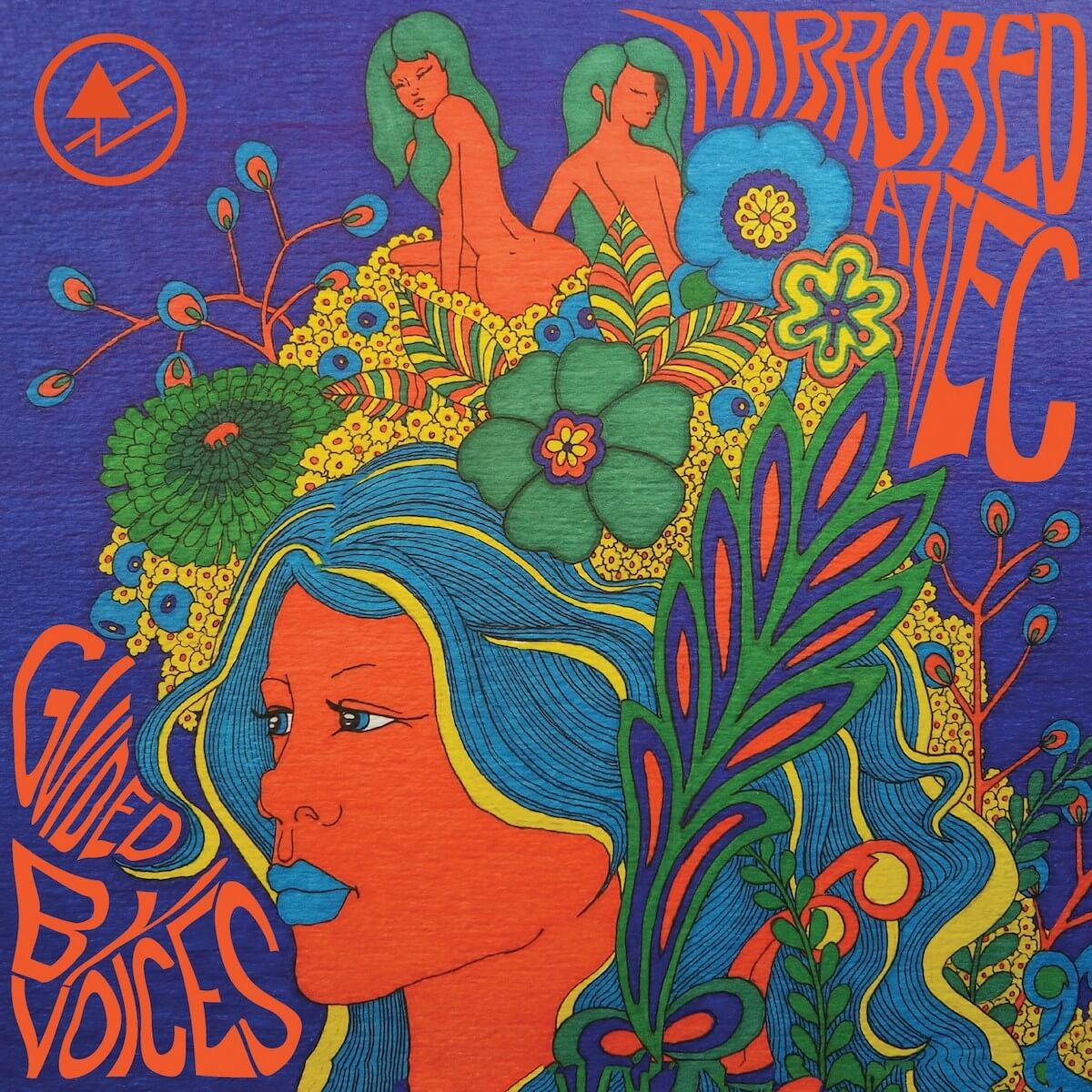 """Guided by Voices - """"Mirrored Aztec"""""""