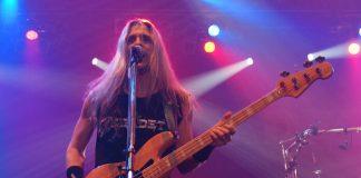 James LoMenzo (ex-Megadeth)