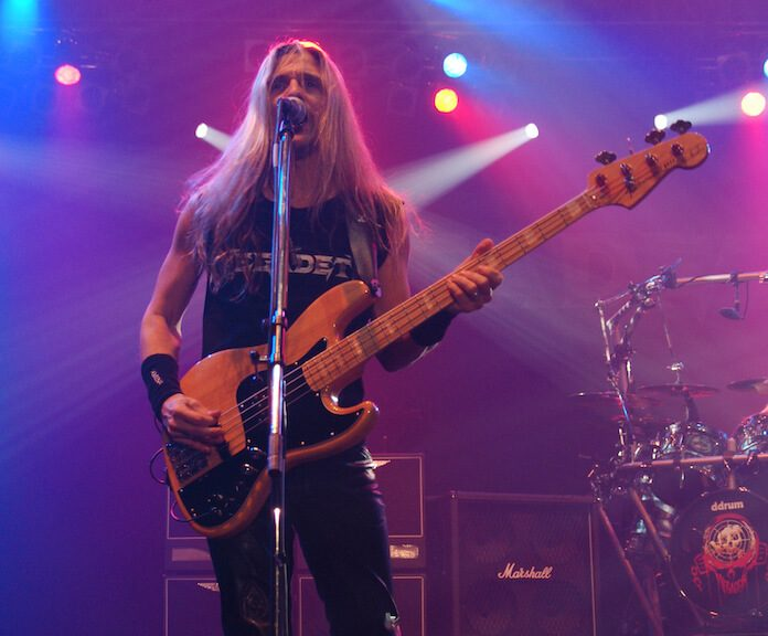 James LoMenzo (ex-Megadeth)