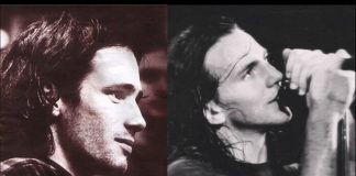 Jeff Buckley e Eddie Vedder