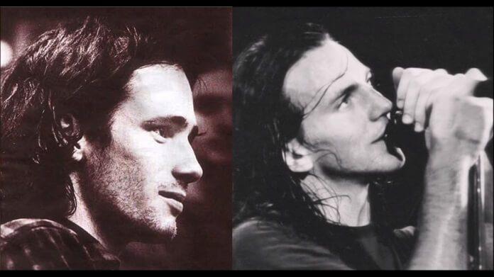 Jeff Buckley e Eddie Vedder