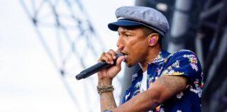 Pharrell Williams em 2015