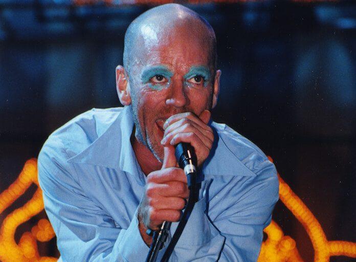 R.E.M. no Glastonbury 1999