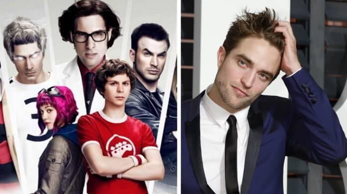 Scott Pilgrim e Robert Pattinson