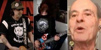 Sepultura, Ney Matogrosso e Phil Campbell (Motörhead)