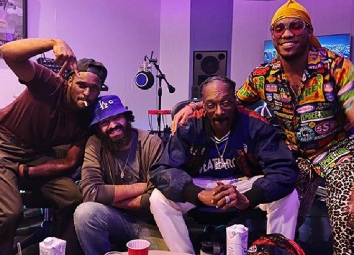 Snoop Dogg, Anderson . Paak e mais