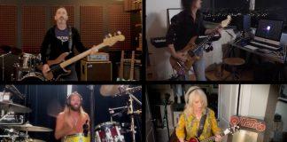 Taylor Hawkins faz cover de Heart com Nancy Wilson e Nuno Bettencourt