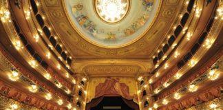 Teatro Colon, na Argentina