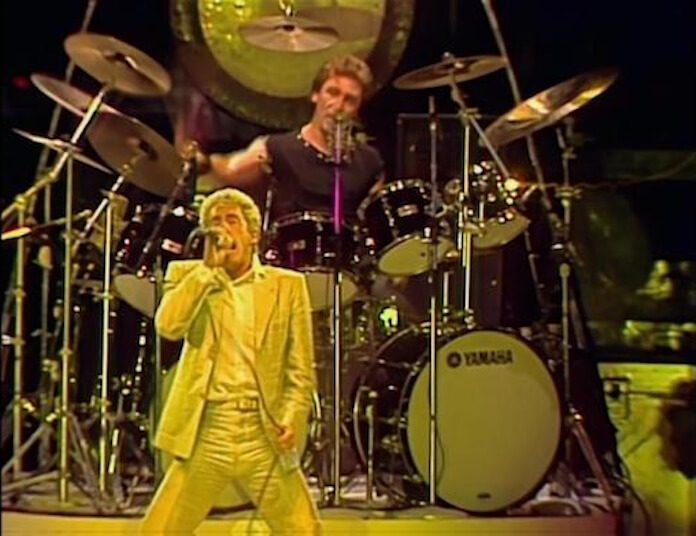 The Who no Shea Stadium