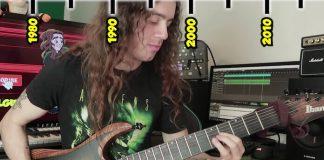 História do Metal em riffs