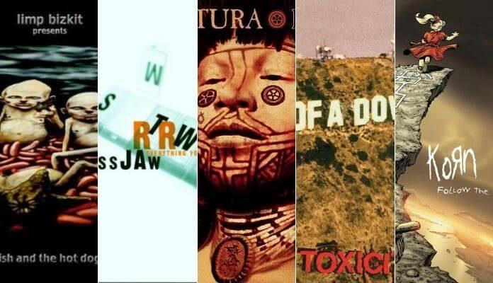 10 discos mais importantes do Nu Metal