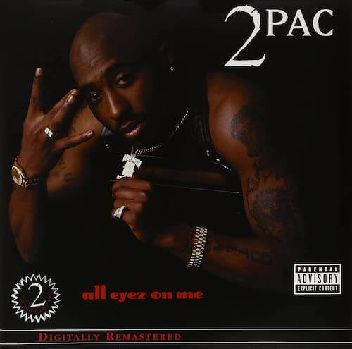 """2Pac - """"All Eyez on Me"""""""