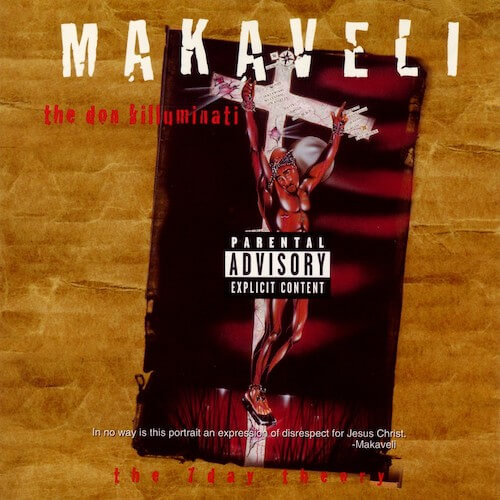 "2Pac/Makaveli - ""The Don Killuminati: The 7 Day Theory"""