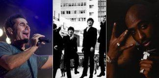 Os 9 únicos artistas da história a terem dois discos Número 1 no mesmo ano