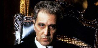 Al Pacino em O Poderoso Chefão Parte 3