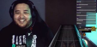 Streamer toca vinhetas da Globo no Guitar Hero