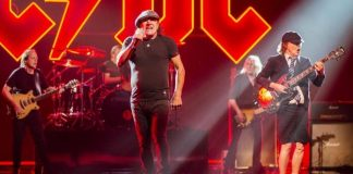 Fotos do suposto novo clipe do AC/DC