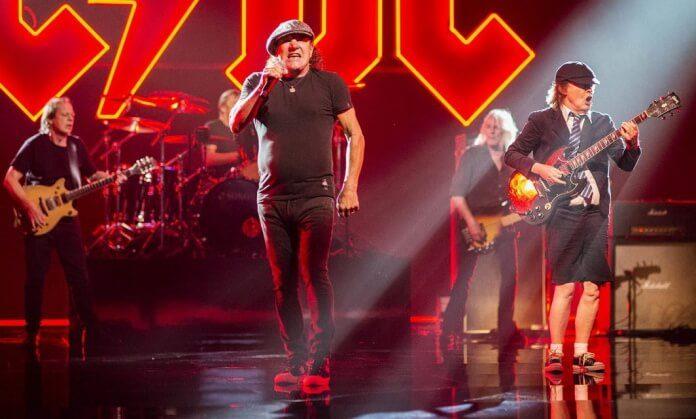 Fotos do suposto novo clipe do AC/DC