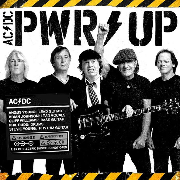 """AC/DC confirma nova formação e pergunta: """"vocês estão prontos?"""""""