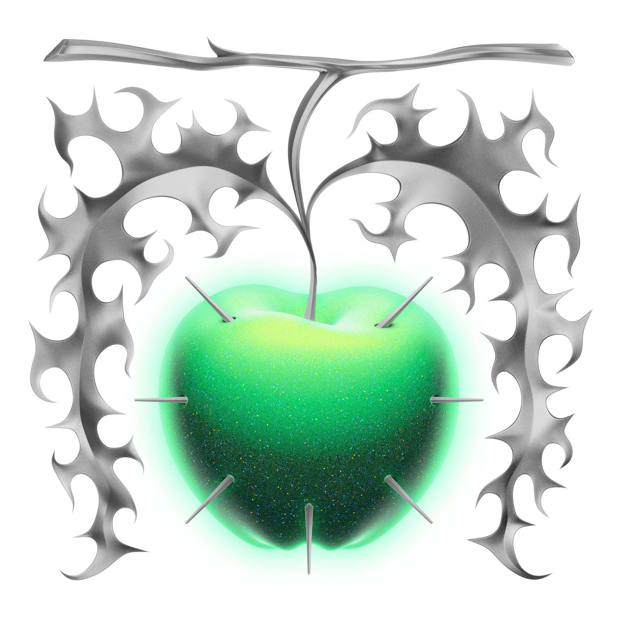 """A. G. Cook - """"Apple"""""""