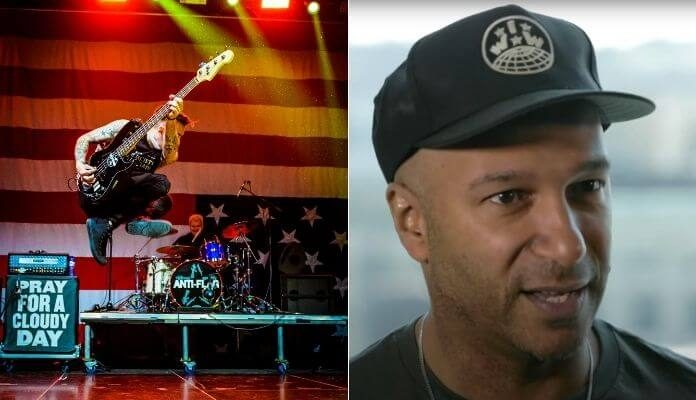 Documentário sobre o Anti-Flag com Tom Morello e mais