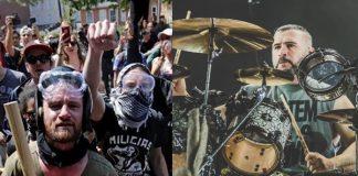 Antifa e John Dolmayan