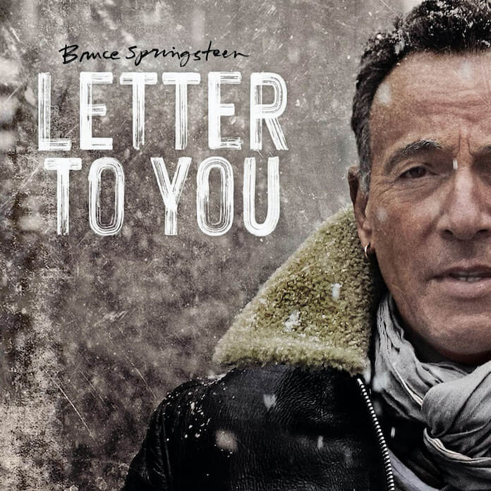 "Bruce Springsteen - ""Letter to You"""