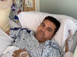 Buddy Valastro, o Cake Boss, no Hospital