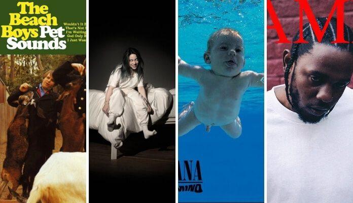500 Melhores Discos segundo a Rolling Stone