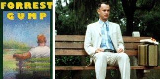 Winston Groom e Forrest Gump