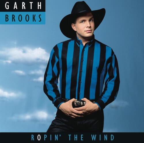"Garth Brooks - ""Ropin' the Wind"""