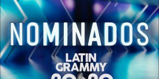 Nomeados ao Grammy Latino 2020