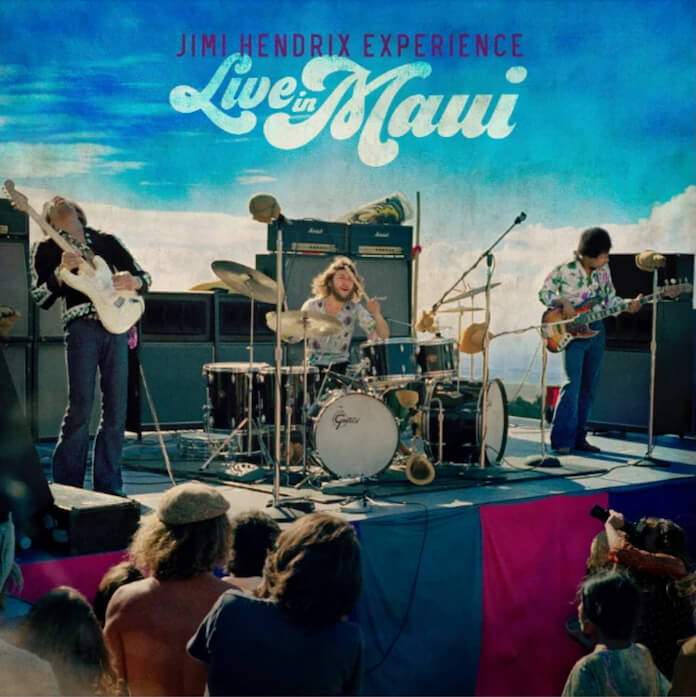 Jimi Hendrix, Live in Maui