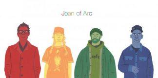 "Joan of Arc - ""Tim Melina Theo Bobby"""