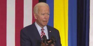 Joe Biden dança Despacito