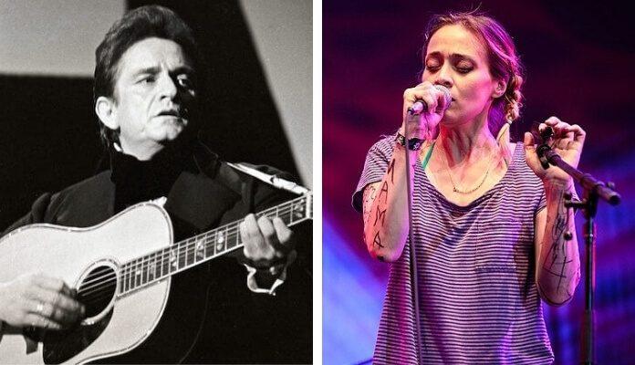 Johnny Cash e Fiona Apple