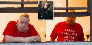 Johnny Rotten, Donald Trump e Make America Great Again