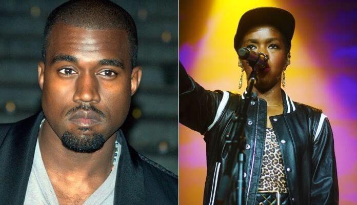 Kanye West e Lauryn Hill