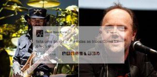 Lars Ulrich diz que Motörhead uniu todas as tribos