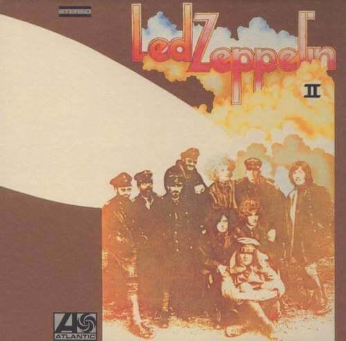 """Led Zeppelin - """"Led Zeppelin II"""""""