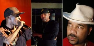 Rakim, Chuck D e Sir Mix-A-Lot participam de live do Museu Universal do Hip Hop
