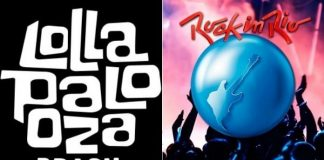 Lollapalooza Brasil e Rock in Rio