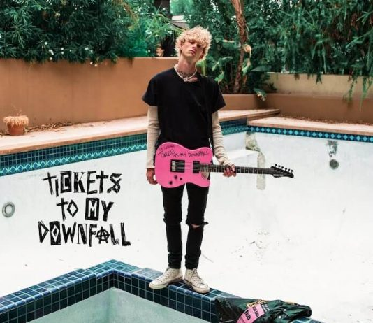 "Machine Gun Kelly - ""Tickets to My Downfall"""