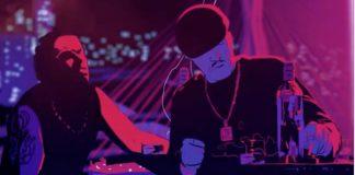 """Mano Brown e as animações de """"Boogie Naipe"""""""
