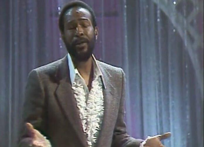 Marvin Gaye -