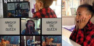 Nandi Bushell reage ao vídeo de Dave Grohl