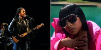 Tracy Chapman e Nicki Minaj