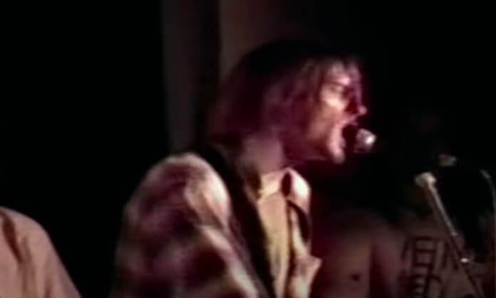 Nirvana toca