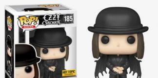 Novo Funko Pop! de Ozzy Osbourne